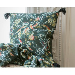 CUSHION COVER COLIBRI