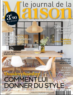 Parution web le journal de la maison aout 2017