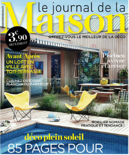 Parution web le journal de la maison