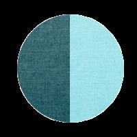PRUSSIAN BLUE / AQUA