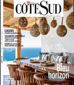 Parution magazine maison côté sud juin 2017